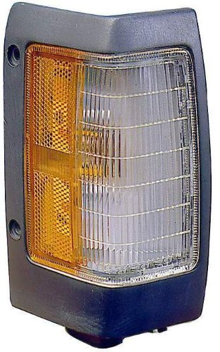 Depo 315-1506R-AS2 Nissan Pickup Passenger Side Replacement Side Marker Lamp Assembly ()
