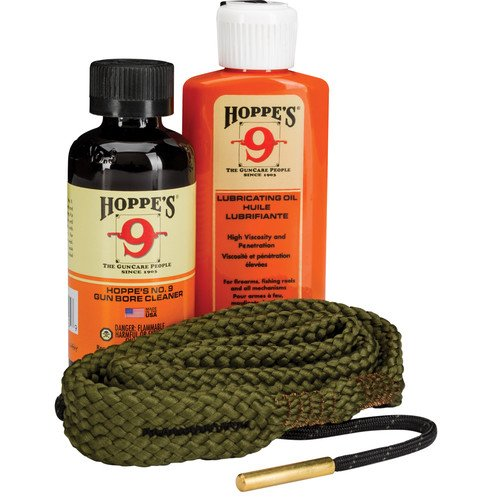 Hoppes 110045 Boresnake 1.2.3 Done Cleaning Kit 45 Cal Pistol Cleaning (1 Cleaning Kit)