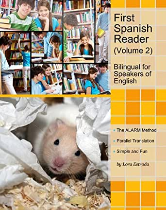 First Spanish Reader for beginners (Volume 2) Bilingual ... - photo#4