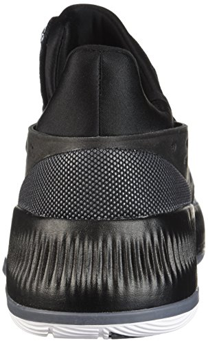 Scarpa Da Basket Adidas Mens Dame 3 Bianca / Nera / Onice