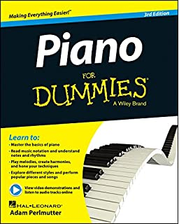music theory for dummies with audio cd amazon co uk michael