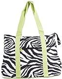 Best Ever Moda Baby Evers - Ever Moda Zebra Print Extra Large Tote Bag Review
