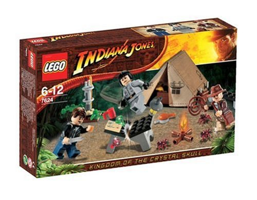 Lego Indiana Jones 7624: Jungle Duel