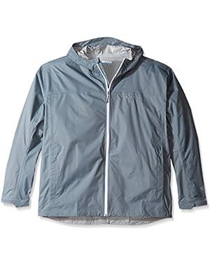 Men's Evapouration Jacket, Grey Ash, XX-Large