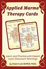 Applied Marma Therapy Cards Cards