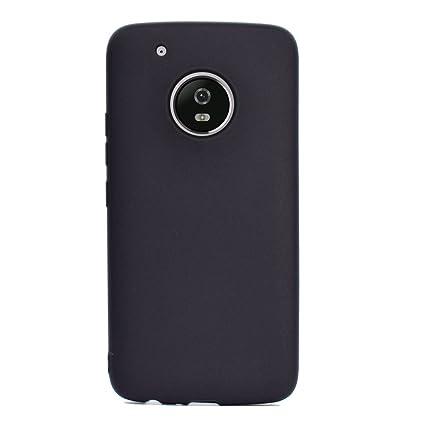 Funda Motorola Moto G5 Silicona Carcasa Suave Flexible TPU ...