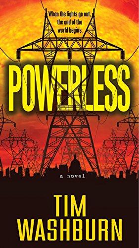 Powerless by [Washburn, Tim]