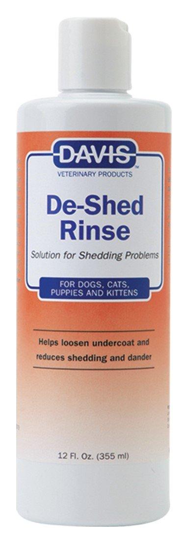 Davis De-Shed Pet Rinse, 12 oz