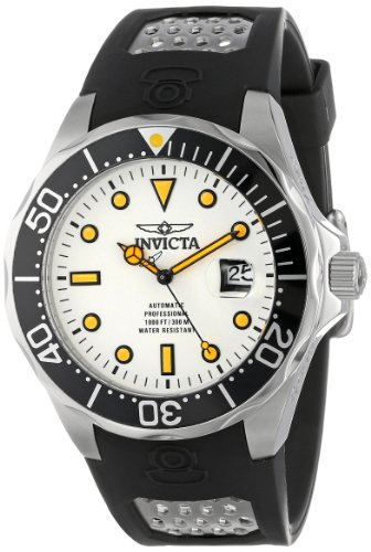 Invicta Men's 11753 Pro Diver Analog Display Japanese Automatic Black Watch ()