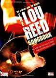 the lou reed songbook six strings and the words by lou reed 2009 09 01