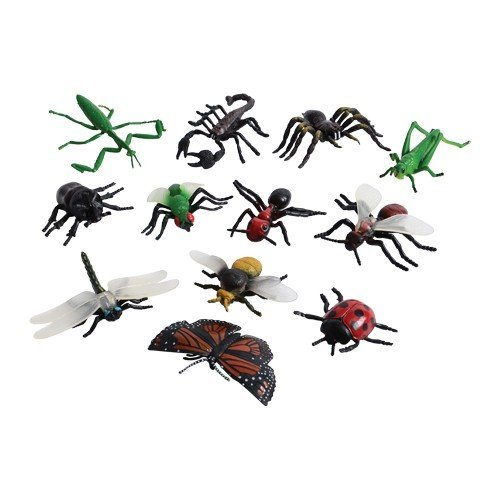 CP Toys 12 Piece Insect Set 12 Piece Toy