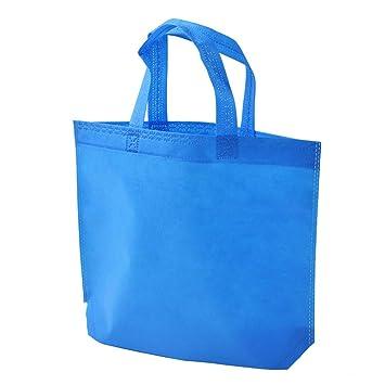 OPUSS bolsas reutilizables no tejidas, bolsas de la compra ...
