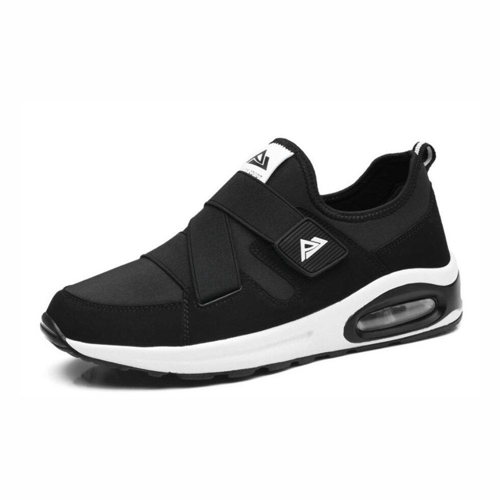 YaXuan Nuevas Zapatillas para Correr, Zapatos para Hombres Transpirables, Zapatillas para Correr para Parejas, Zapatos de Malla Antideslizantes para Exteriores, (Color : Segundo, Tamaño : 36) 36|Segundo