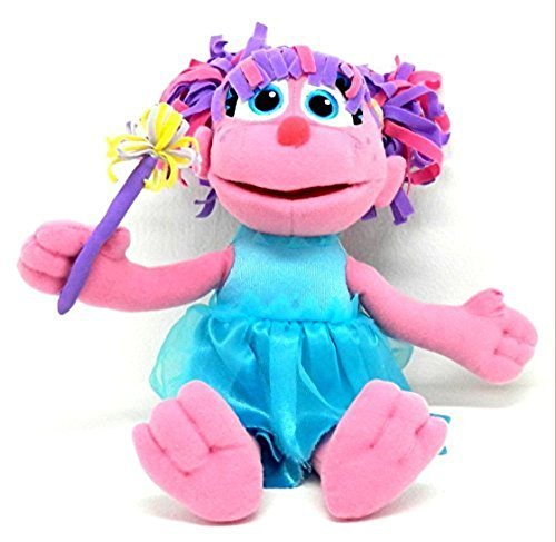 Sesame Street Singing Abby Cadabby Plush (11