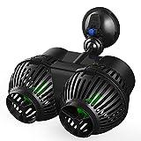 SongJoy® 3170GPH Suction Cup Base Submersible Circulation Wave Maker Pump for Aquarium