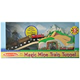 Melissa & Doug Magic Mine Train Tunnel (English Only)