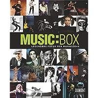 Music:Box: Legendäre Fotos der Musikszene