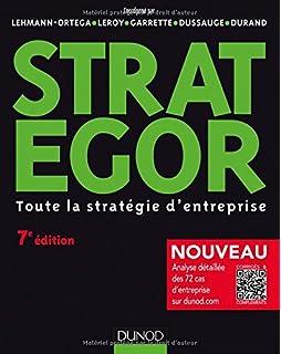 StratCAgor Politique gCAnCArale lentreprise Collectif dp