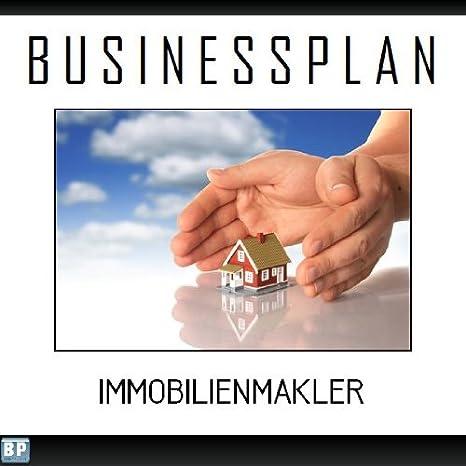 Businessplan Vorlage - Existenzgründung Immobilienmakler Start-Up ...