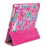 Lilly Pulitzer iPad Case with Smart Cover - Lucky Charms