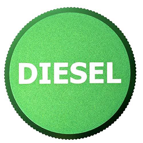 Diesel Fuel Cap - Billet Tank Gas Cap for 13-19 Dodge Ram