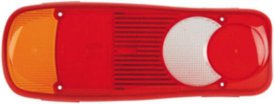 MASTER MASCOTT MAXITY MIDLUM PREMIUM Lichtscheibe R/ücklichtglas R/ückleuchtenglas Heckleuchte
