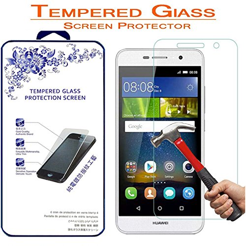Tempered Glass Screen Protector for Huawei Y6 Pro - 6