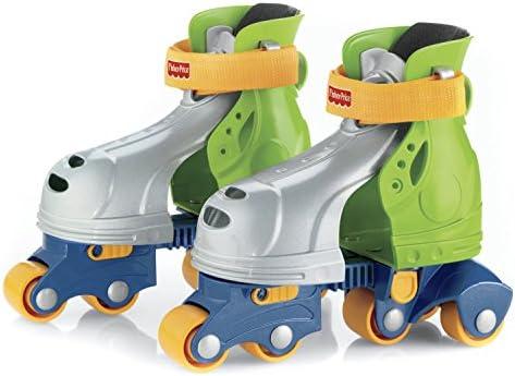 Mattel V7622 - Fisher-Price 1-2-3 Inline Skates Boys