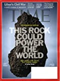 img - for Time April 11 2011 Why Shale Can Solve the Energy Crisis, Libya's Civil War, Last Great Work of David Foster Wallace, The Kennedys, Lisa Jackson/EPA Chief 10 Questions book / textbook / text book