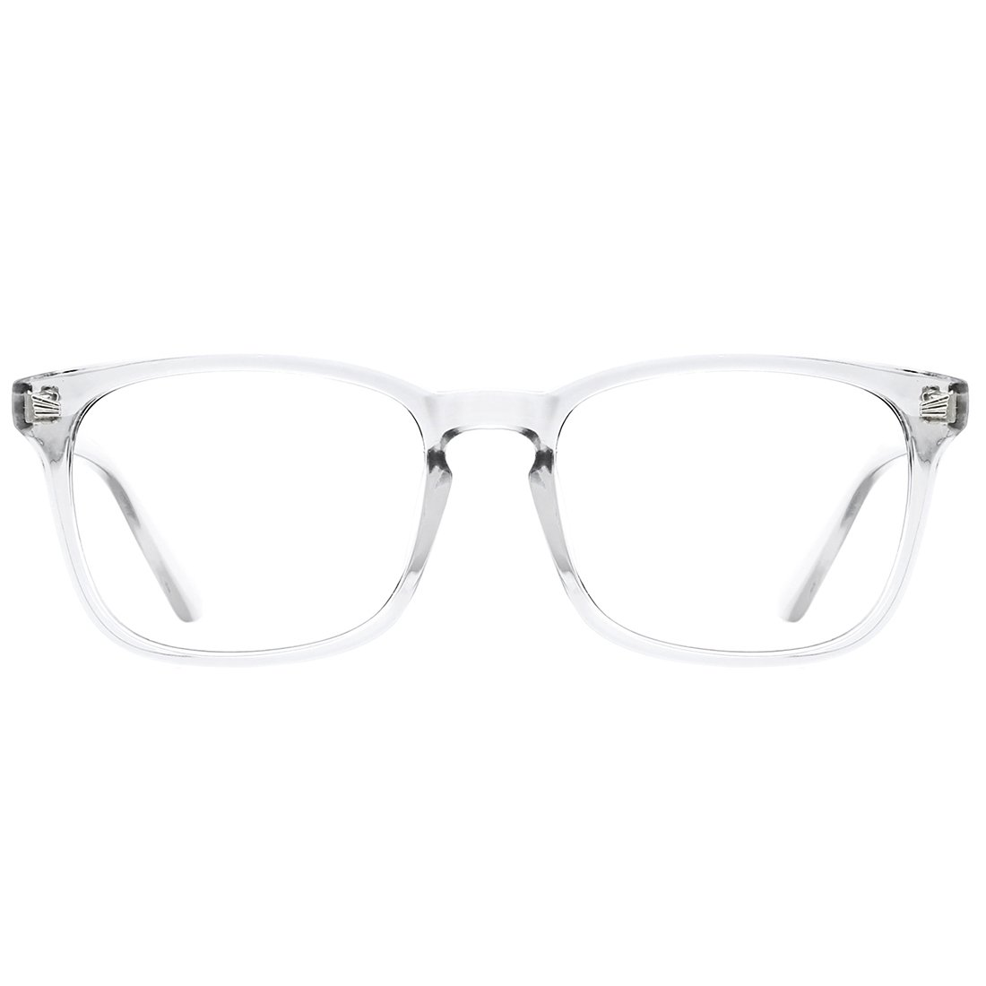cfa745fd2f1 TIJN Blue Light Blocking Glasses Square Nerd Eyeglasses Frame Computer Game  Glasses  Amazon.ca  Clothing   Accessories