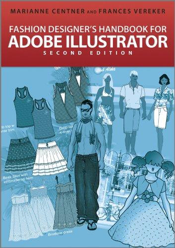 Fashion Designer's Handbook for Adobe - For Designers Fashion Illustrator