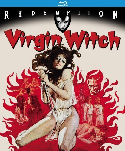 Virgin Witch (Remastered Edition) [Blu-ray] by Kino Lorber films