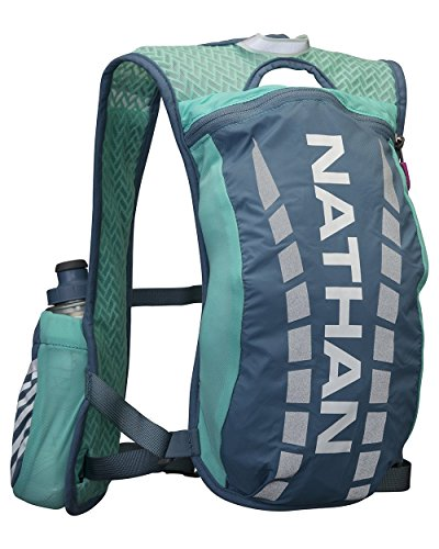 Nathan Fireball Race Vest, Cockatoo, One Size ()