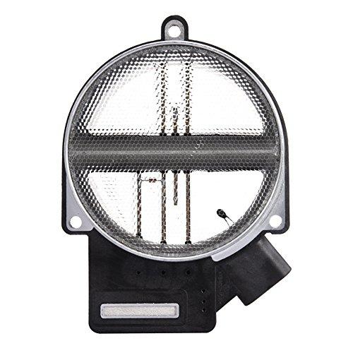 Cadillac Air Mass Meter (ACUMSTE MAF Sensors 25318411 Mass Air Flow Sensor Meter MAF for Buick Cadillac Chevrolet GMC Silverado Isuzu)