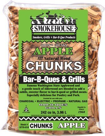 Smokehouse Products 9770-010-0000 All Natural Flavored Apple