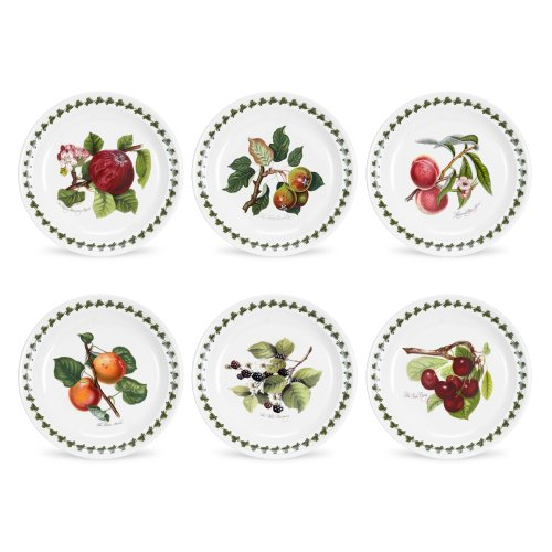 Portmeirion Pomona Bread and Butter Plate - Set of 6