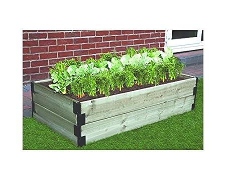 Hamptons Direct N426 - Kit de jardín elevado: Amazon.es: Jardín
