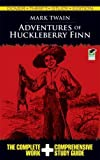 img - for Adventures of Huckleberry Finn (Dover Thrift Study Edition) book / textbook / text book