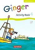 Ginger - Allgemeine Ausgabe - Neubearbeitung: 4. Schuljahr - Activity Book mit Audio-CD, Wörterkiste und Minibildkarten
