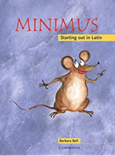 Amazon minimus secundus pupils book moving on in latin minimus pupils book starting out in latin fandeluxe Gallery