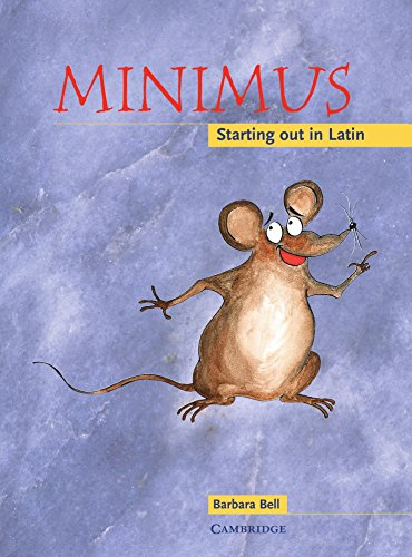 Minimus Pupil's Book: Starting out in Latin by Simon & Schuster Children's Publishing