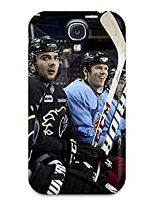 Hot calgary flames (13) NHL Sports & Colleges fashionable Samsung Galaxy S4 cases 9587622K290632610
