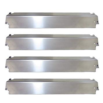 hanee ks763 barbacoa de repuesto placa de calor de acero inoxidable para seleccionar modelos por Charbroil