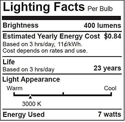 10 Pack Oxford Light LED MR16 LED 50W Halogen Equivalent Dimmable 6.5w 3000K 12v AC//DC UL Listed