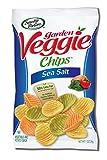 Sensible Portions Garden Veggie Chips, Sea Salt, 1 Ounce (Pack of 24)