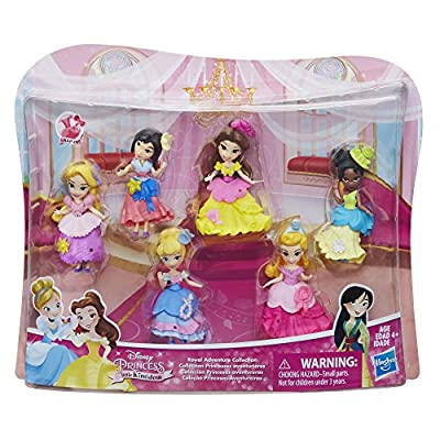 Disney Princess Royal Adventure Collection: Hasbro: Toys & Games