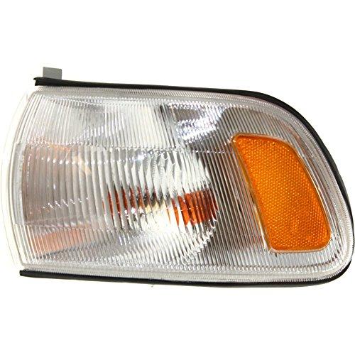 Corner Light Compatible with Toyota Previa 91-97 Corner Lamp LH Assembly Left Side