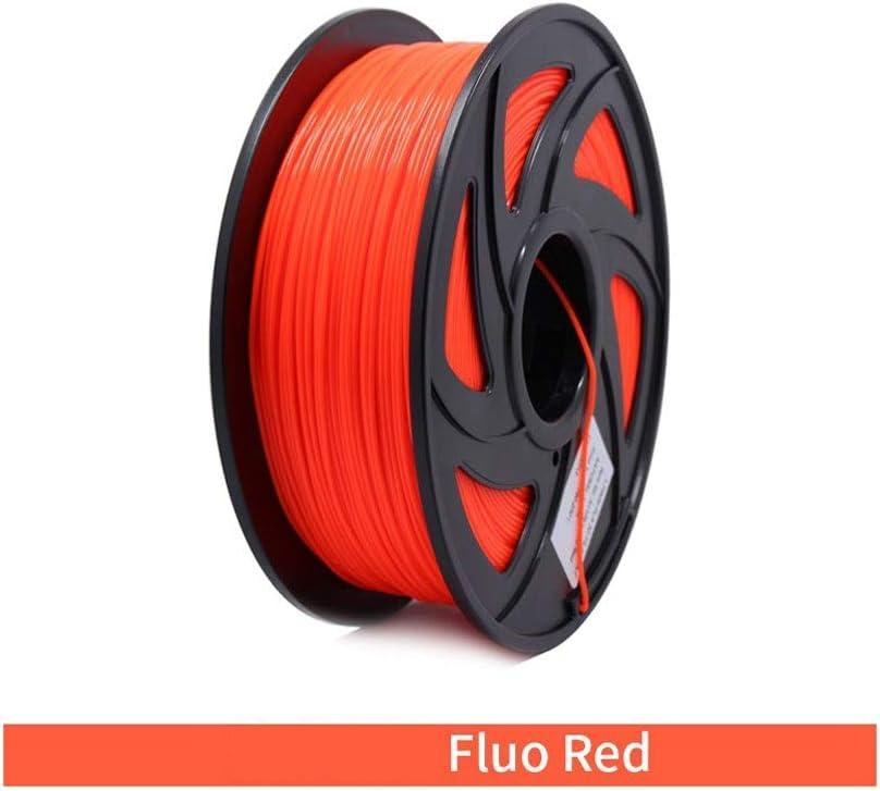Impresora 3D filamento PLA filamento 1.75mm Arco Iris Color ...