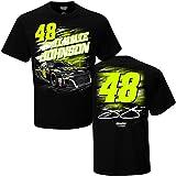#2: Checkered Flag NASCAR Men's Torque Driver/Sponsor 2 Sided Graphic T-Shirt