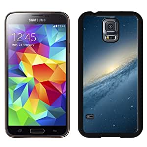 Beautiful Custom Designed Cover Case For Samsung Galaxy S5 I9600 G900a G900v G900p G900t G900w With Glowing Stellar Galaxy Phone Case